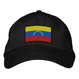 Bandera de Venezuela Gorra De Beisbol
