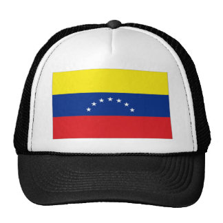 Bandera de Venezuela Gorras
