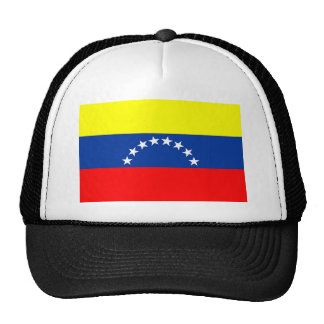 Bandera de Venezuela Gorras De Camionero