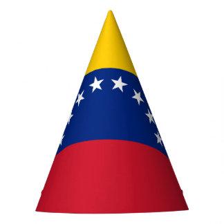 Bandera de Venezuela Gorro De Fiesta