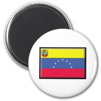 Bandera de Venezuela Imán De Frigorifico