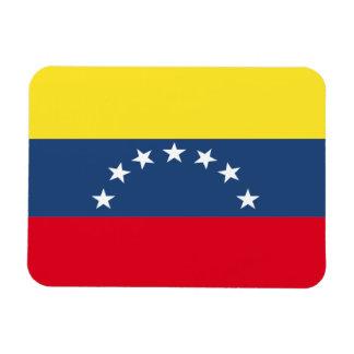 Bandera de Venezuela Imán De Vinilo