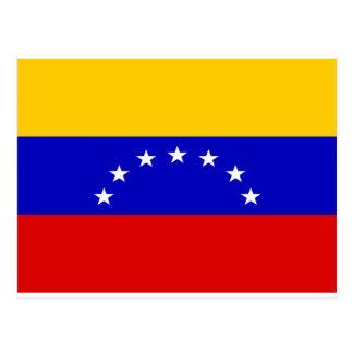 Bandera de Venezuela Postal