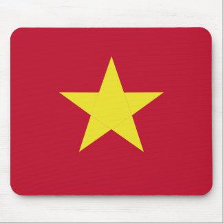 Bandera de Vietnam Alfombrilla De Ratón