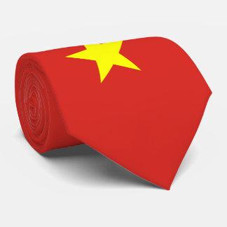 Bandera de Vietnam Corbata