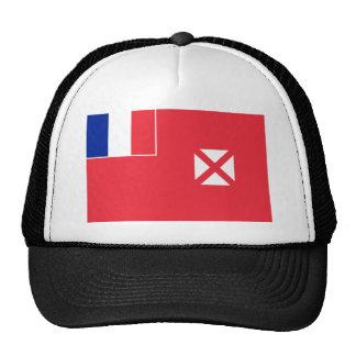 Bandera de Wallis y de Fortuna Gorros
