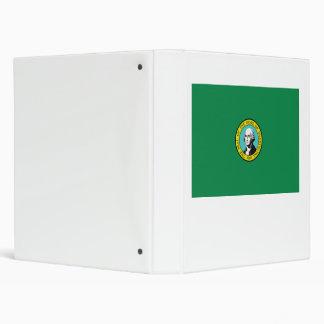 Bandera de Washington Carpeta 2,5 Cm