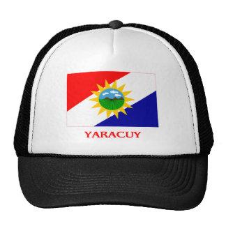 Bandera de Yaracuy con nombre Gorro De Camionero