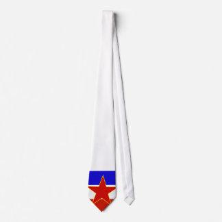 Bandera de Yugoslavia Corbatas