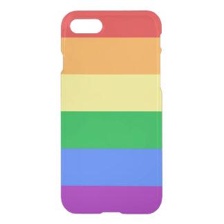 Bandera del arco iris funda para iPhone 7