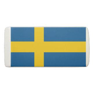 Bandera del borrador de Suecia