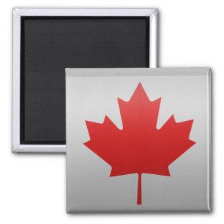 Bandera del Canadá Imán Para Frigorifico