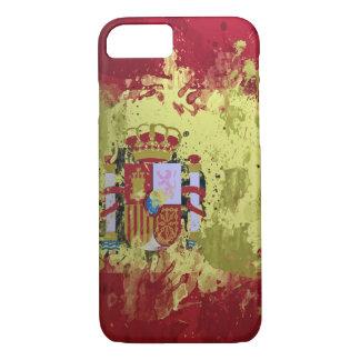 bandera del caso de España Funda iPhone 7