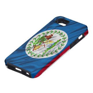 Bandera del caso del iPhone 5 de Belice Funda Para iPhone SE/5/5s