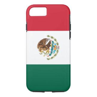 Bandera del caso del iPhone 7 de México Funda iPhone 7