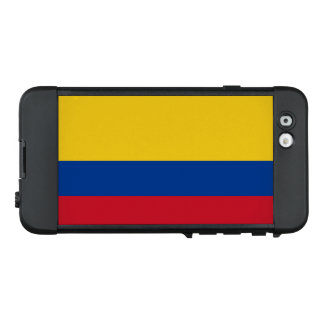 Bandera del caso del iPhone de Colombia LifeProof