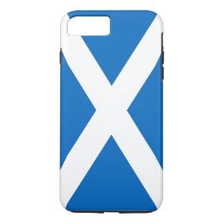 Bandera del caso duro del iPhone 7 de Escocia Funda Para iPhone 8 Plus/7 Plus