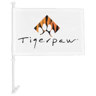 Bandera del coche de Tigerpaw