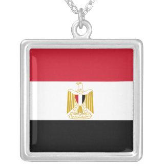 Bandera del collar de Egipto