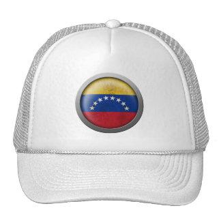 Bandera del disco de Venezuela Gorra