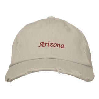Bandera del estado de Arizona Gorra De Beisbol