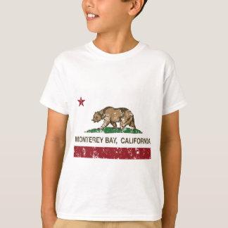 bandera del estado de California de la bahía de Camiseta