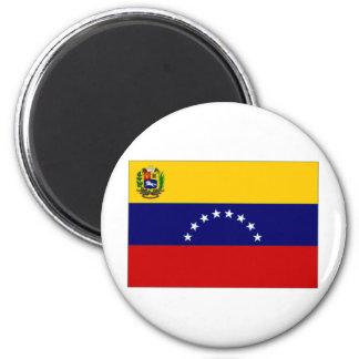 Bandera del estado de Venezuela Imán