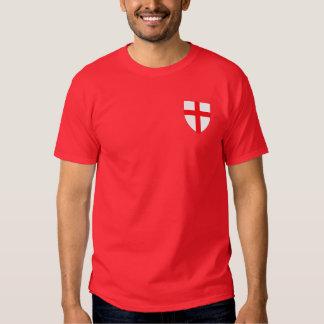 Bandera del inglés del día de San Jorge Camiseta