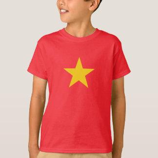 Bandera del kỳ Việt Nam de Vietnam - de Quốc Camiseta