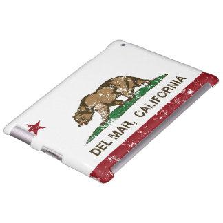 bandera Del Mar de California apenada