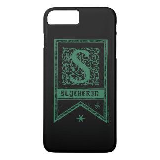 Bandera del monograma de Harry Potter el | Funda iPhone 7 Plus
