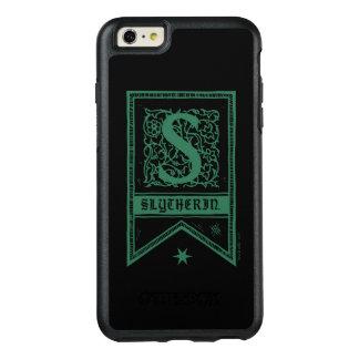 Bandera del monograma de Harry Potter el | Funda Otterbox Para iPhone 6/6s Plus