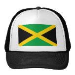Bandera del mundo de Jamaica Gorros