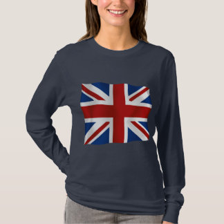 Bandera del Reino Unido Camiseta
