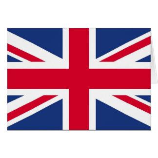 tarjetas de felicitaci n peque as bandera reino unido On baneras cuadradas pequenas