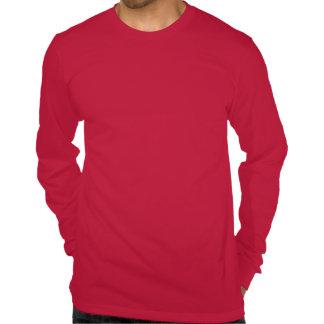 Bandera del rojo de Inglaterra Camiseta
