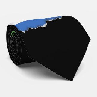 Bandera del Sierra Leone Corbata Personalizada