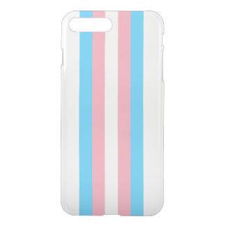 Bandera del transexual funda para iPhone 7 plus