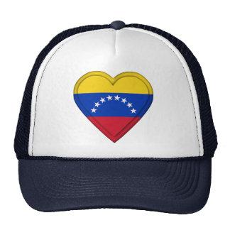 Bandera del venezolano de Venezuela Gorros Bordados