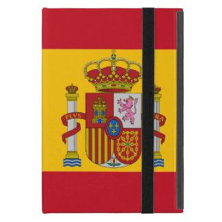 Bandera española funda para iPad mini