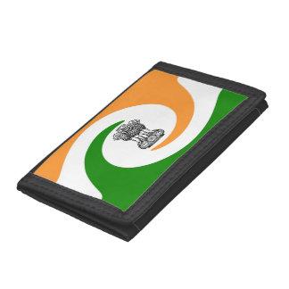 Bandera espiral india