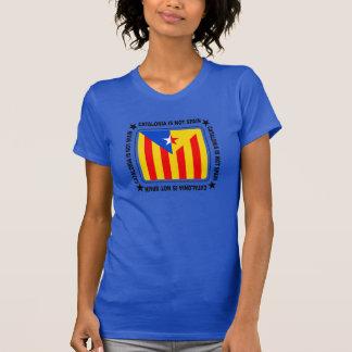 Bandera Estelada Catalana Camiseta
