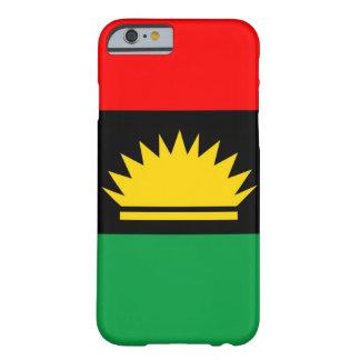 Bandera étnica de la gente de la minoría de la funda de iPhone 6 barely there