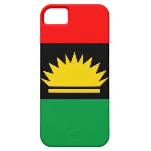 Bandera étnica de la gente de la minoría de la rep iPhone 5 Case-Mate funda