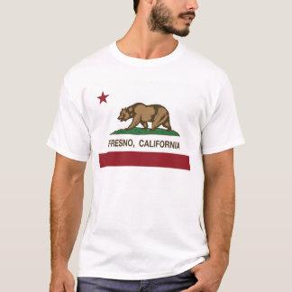 bandera Fresno de California Camiseta