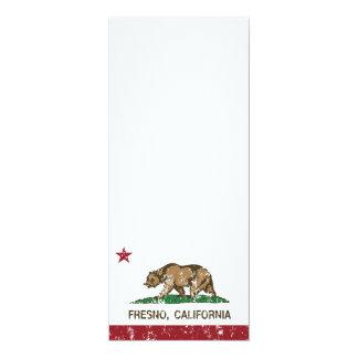 Bandera Fresno del estado de California Comunicados Personales