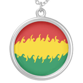 Bandera Gnarly de Bolivia Grimpola