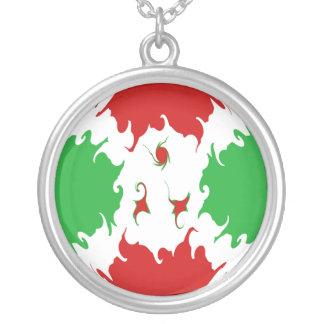 Bandera Gnarly de Burundi Joyeria Personalizada
