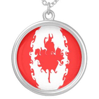 Bandera Gnarly de Canadá Joyeria Personalizada