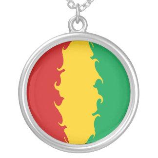 Bandera Gnarly de Conakry de Guinea Grimpola